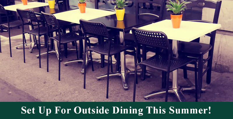 Summer Bistro Stock at City Furniture Clearance