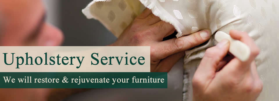 City Furniture Upholstery Service