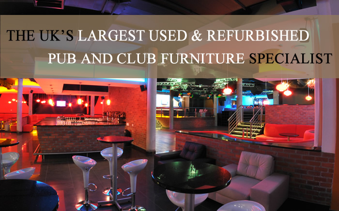 Pub furniture and second hand for pubs
