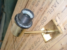 WL005B Wall Mounted Brass Light  Ideal For Bedside ONLY ?8.00 each