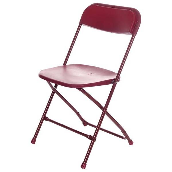 SAM1200PS Sam Style Stackable Folding Chair Several Colours Available