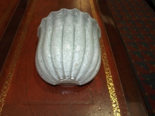 WL020C Scalloped Wall Light