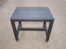 RTT010CT Dark Rattan Small Low Coffee Tables
