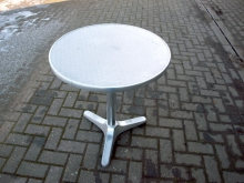 ODT03ALU  Aluminium Outdoor Table