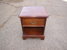 BCD12 Bedside Cabinet with Drawer