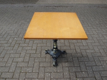 2STHB  Two Seater Table with Heavy Cast Base