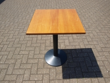 CT15SQ Square Table in Cherry Finish