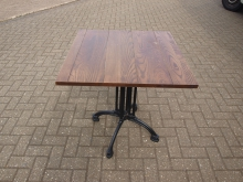 RPT5CB Restaurant / Bar Table with Heavy Cast Base