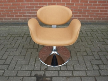 TCH01 Tulip Chair with Chrome Base