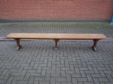 SWB2  Solid Wood Bench