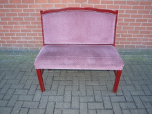 TSB11 Two Seater Bench