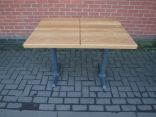 TWPT3 Twin Pedestal Table. 110cm x 80cm Top