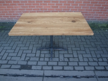 PDTM1 Pedestal Table. 120cm x 75cm Top