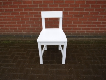 WHRBC23 Restaurant / Bistro Chair in White