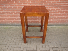 HPTDW3 High Poseur Table. Top 70cm x 70cm