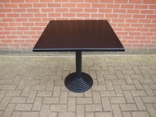 PTRBB1 Pedestal Table. Top 76cm x 76cm