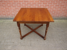CRLEG1 Restaurant / Bar Table. Top 93cm x 93cm