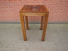 SWHPT1 High Poseur Table. Top 75cm x 75cm