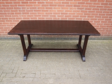 SRTBT1 Six Seater Restaurant / Bar Table. Top 183cm x 83cm
