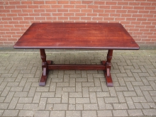 LGERBT2 Large Restaurant / Bar Table. Top 150cm x 84cm