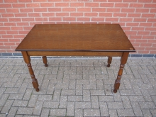 TLRT1 Four Seater Table. Top 120cm x 68cm