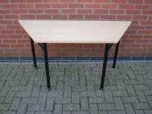 MTFL1 Modular Table with Folding Legs.