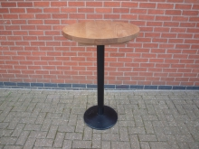 SWPT1 High Poseur Table. Top 70cm Diameter