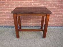 HPES1 High Poseur Table. Top 120cm x 68cm