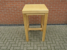 PTB10 High Poseur Table. Top 60cm x 60cm