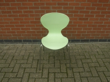 MGBR33 Bistro / Restaurant Chair in Green