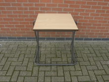 STK2 Stacking School Table. Top 60cm x 60cm