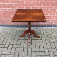 SNPT3 Pedestal Table. Top 69cm x 69cm