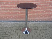 CHPT4 High Poseur Table. Top 60cm Diameter