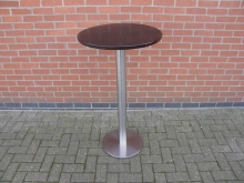 SSPT11 High Poseur Table. Top 60cm Diameter
