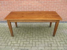 LRDC1 Large Restaurant Table. Top Size 176cm x 70cm