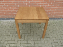 BRTA4 Restaurant Dining Table. Top Size 80cm x 80cm