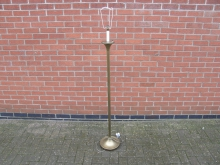 BRZS4 Standard Lamp in Bronze Effect