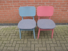 DCBP15 Dining Chair. 2 Colours Available