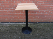 LWPT2 High Poseur Table. Top 55cm x 55cm