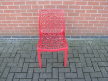FCRP3 Plastic Chair in Red