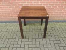 NPRT9 New Restaurant/Bar Table. Top Size 70cm x 70cm
