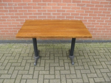 TWP1 Restaurant / Bar Table. Top Size 120cm x 70cm