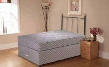DBSP200 New Contract Beds. Deep Quilted Design. All Sizes Available Including Zip n Link.