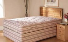 HTFB200 New Contract Beds. Hand Tufted Finish. All Sizes Available Including Zip n Link. Prices from �189.00