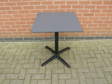 FTDD2 Outdoor Flip Top Table. Top 60cm x 60cm