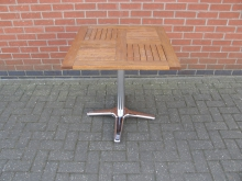 DWSQ2 Square Outdoor Table. Top 70cm x 70cm