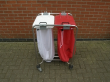 HKLT01 Housekeeping Laundry Trolley