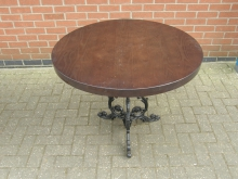 Second Hand - Bistro Tables