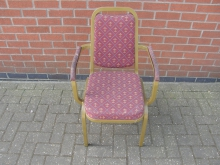 BCWAGR25 Banqueting Chair With Arms