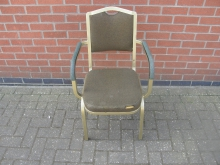 BCGG23 Banqueting Chair With Arms